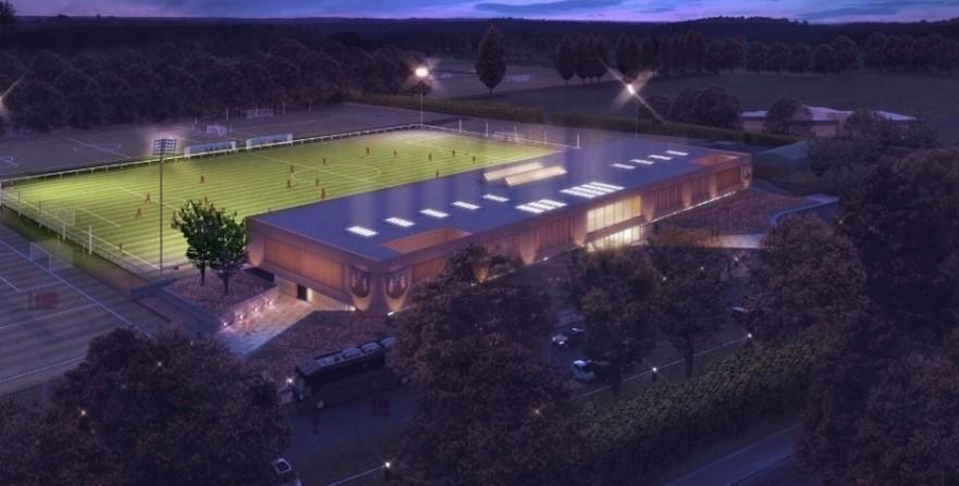 Bristol Ciry FC, Training Grouns