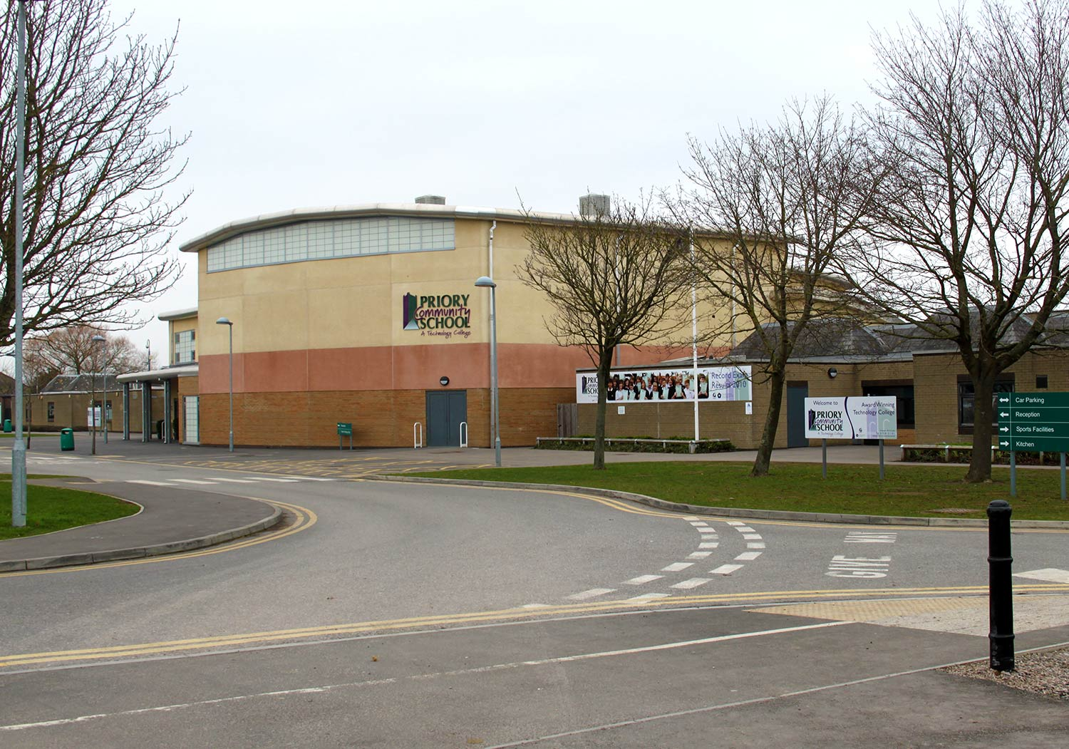 Priory Community School Image
